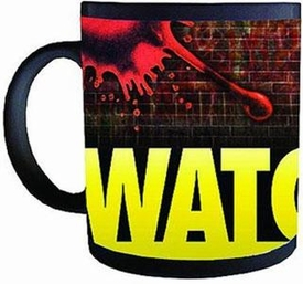 NECA Watchmen Movie Thermal Mug Blood/Brickwall