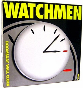 NECA Watchmen Movie Doomsday Wall Clock [White]