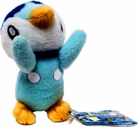 Pokemon Japanese Banpresto 3 Inch Plush Figure Piplup