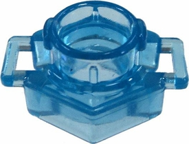 Beyblades Metal Fusion LOOSE Parts Spin Track Low Profile 100 [Trans Light Blue]