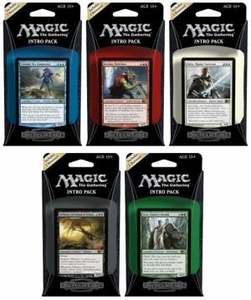 Magic the Gathering M13 2013 Set of 5 Core Set Intro Packs