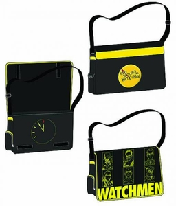NECA Watchmen Movie Who Watches Messenger Bag