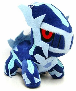 Pokemon Japanese Takara Tomy 5 Inch Plush Figure Dialga