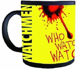 NECA Watchmen Movie Thermal Mug Who Watches The Watchmen / Doomsday Clock