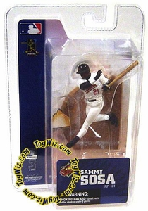 McFarlane Toys MLB 3 Inch Sports Picks Series 3 Mini Figure Sammy Sosa (Baltimore Orioles)