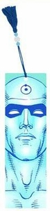 NECA Watchmen Movie Character Art Bookmark Dr. Manhattan