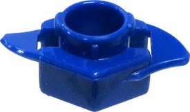 Beyblades Metal Fusion LOOSE Parts Spin Track Wing 105 [Blue]