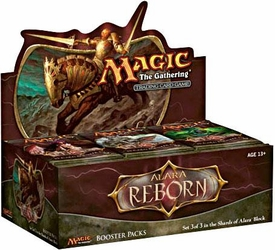 Magic the Gathering Alara Reborn Booster BOX [36 Packs]