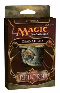 Magic the Gathering Alara Reborn Theme Deck Intro Pack Dead Ahead