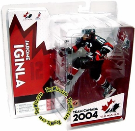 McFarlane Toys NHL Sports Picks Team Canada Action Figure Jarome Iginla