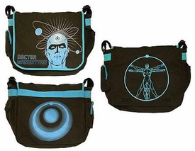NECA Watchmen Movie Dr. Manhattan Messenger Bag