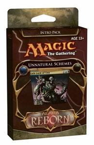 Magic the Gathering Alara Reborn Theme Deck Intro Pack Unnatural Schemes