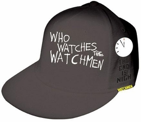 NECA Watchmen Movie Baseball Hat Who Watches the Watchmen