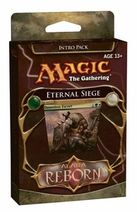 Magic the Gathering Alara Reborn Theme Deck Intro Pack Eternal Siege
