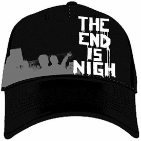 NECA Watchmen Movie Baseball Hat The End is Nigh