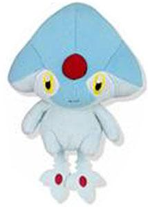Pokemon Japanese Banpresto 6 Inch Plush Azelf