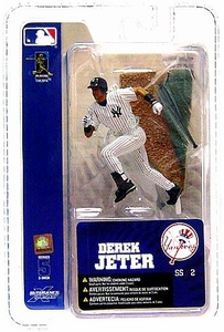 McFarlane Toys MLB 3 Inch Sports Picks Series 5 Mini Figure Derek Jeter (New York Yankees)