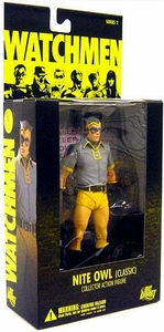 DC Direct Watchmen Movie Series 2 Action Figure Nite Owl [Classic]