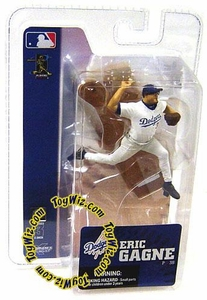 McFarlane Toys MLB 3 Inch Sports Picks Series 3 Mini Figure Eric Gagne (Los Angeles Dodgers) BLOWOUT SALE!