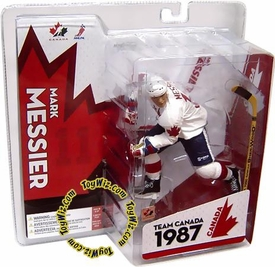 McFarlane Toys NHL Sports Picks Team Canada Action Figure Mark Messier