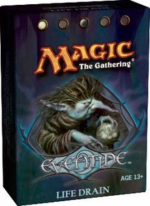 Magic the Gathering Eventide Theme Deck Life Drain