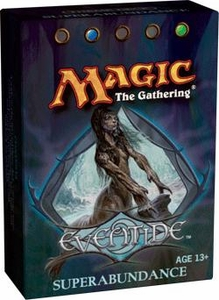 Magic the Gathering Eventide Theme Deck Superabundance