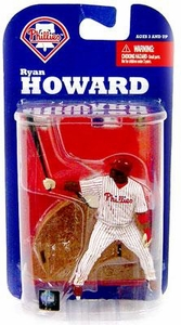 McFarlane Toys MLB 3 Inch Sports Picks Series 7 Mini Figure Ryan Howard (Philadelphia Phillies)