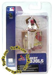 McFarlane Toys MLB 3 Inch Sports Picks Series 4 Mini Figure Albert Pujols (St. Louis Cardinals)