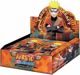 Naruto Shippuden Card Game Sage's Legacy Booster Box [24 Packs]