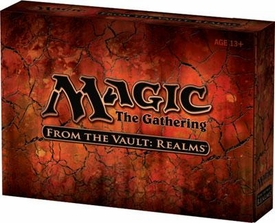 Magic the Gathering Card Game From the Vault: Realms