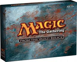 Magic the Gathering Card Game From the Vault: Relics