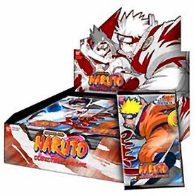 Naruto Card Game Chosen Booster BOX [24 Packs]