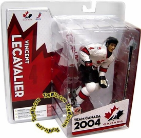 McFarlane Toys NHL Sports Picks Team Canada Action Figure Vincent Lecavalier