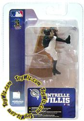 McFarlane Toys MLB 3 Inch Sports Picks Series 4 Mini Figure Dontrelle Willis (Florida Marlins)
