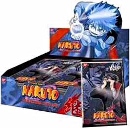Naruto Card Game Dream Legacy Booster Box [24 Packs]