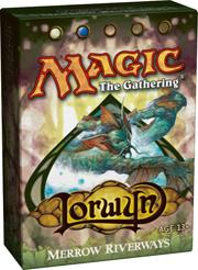 Magic the Gathering Lorwyn Theme Deck Merrow Riverways