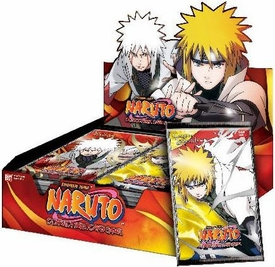 Naruto Card Game Lineage of the Legends Booster BOX [24 Packs]