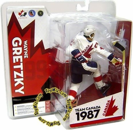 McFarlane Toys NHL Sports Picks Team Canada Action Figure Wayne Gretzky