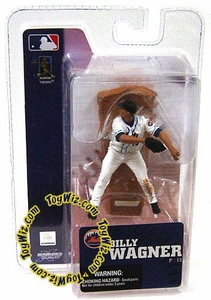 McFarlane Toys MLB 3 Inch Sports Picks Series 4 TRU EXCLUSIVE Mini Figure Billy Wagner (NY Mets)