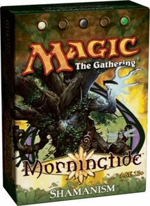 Magic the Gathering Morningtide Theme Deck Shamanism