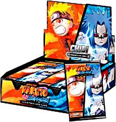 Naruto Shippuden Card Game Chibi Tournament Series 3 Booster Box [24 Packs]