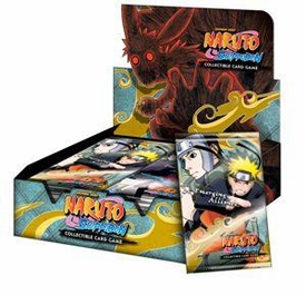 Naruto Shippuden Card Game Emerging Alliance Blister Box [15 Booster Packs] BLOWOUT SALE!