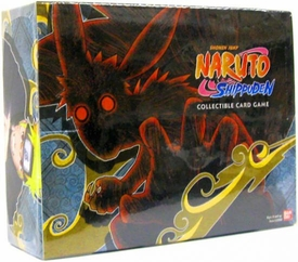 Naruto Shippuden Card Game Emerging Alliance Booster Box [24 Booster Packs]