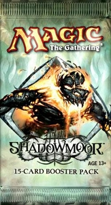 Magic the Gathering Shadowmoor Booster Pack [15 cards]