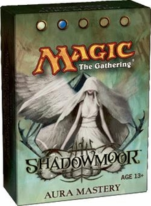 Magic the Gathering Shadowmoor Theme Deck Aura Mastery