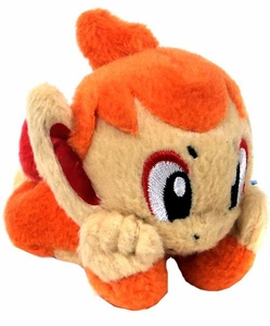 Pokemon DP Japanese Banpresto 5 Inch Plush Chimchar