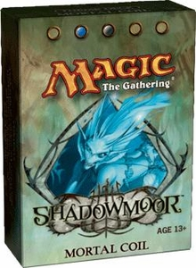 Magic the Gathering Shadowmoor Theme Deck Mortal Coil