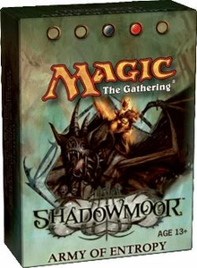 Magic the Gathering Shadowmoor Theme Deck Army of Entropy