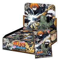 Naruto Shippuden Card Game Invasion Booster BOX [24 Packs]