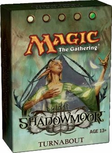 Magic the Gathering Shadowmoor Theme Deck Turnabout